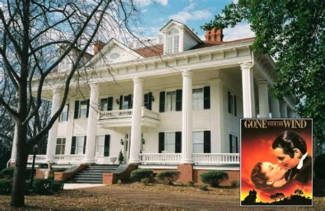 Gone with the Wind: The Inspiration for Twelve Oaks