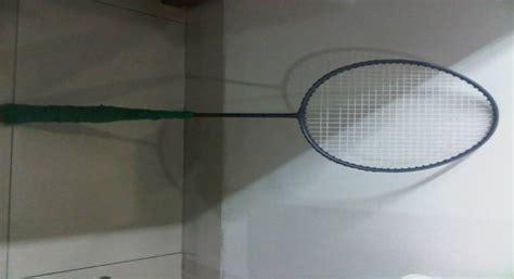 Raket Badminton Mainan Plastik perlengkapan permainan bulu tangkis badmintonsports
