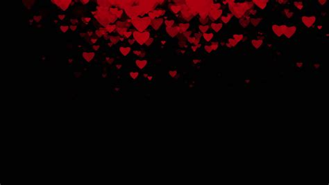 love themes full hd red hearts abstract background valentine theme love