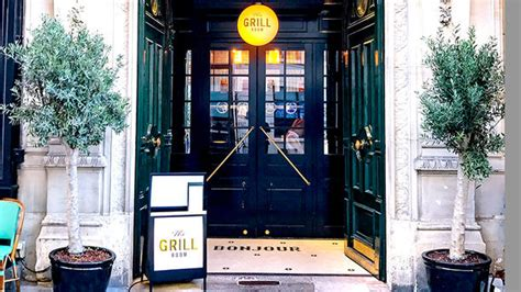 The Grill Room by Restaurant The Grill Room 224 75008 Lazare