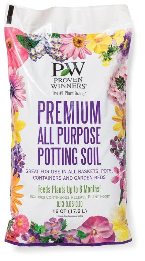 dirt  dirt potting soil proven winners