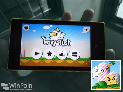 Windows Phone Giveaway - giveaway gratis download game windows phone covy rush winpoin