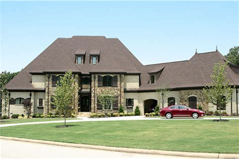 Country Estate House Plans by Country Estate 60538nd Architectural Designs