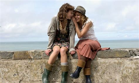 Keira Knightley Miller Frolick In Wales by From Milk Wood To Why The Of