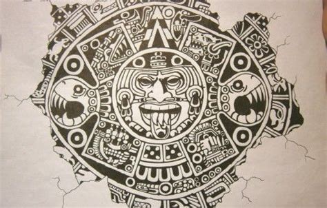 Calendario Azteca Project Aztec Calendar Designs Free Projects To Try