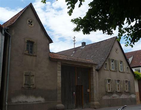 pavillon kleinniedesheim liste der kulturdenkm 228 ler in kleinniedesheim