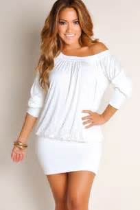 White club dresses for junior top fashion stylists