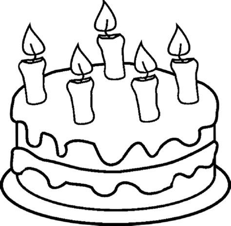 printable art how to colour drawing free wallpaper birthday cake printable