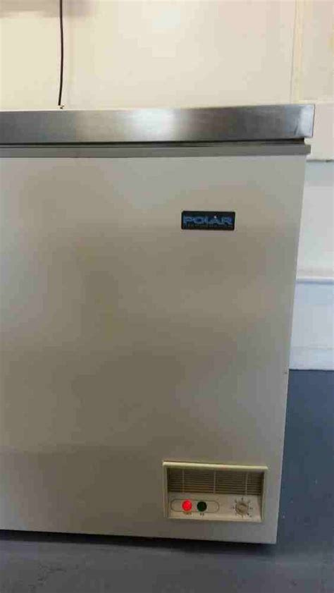 Chest Freezer Secondhand secondhand catering equipment freezers stainless steel top polar chest freezer kent