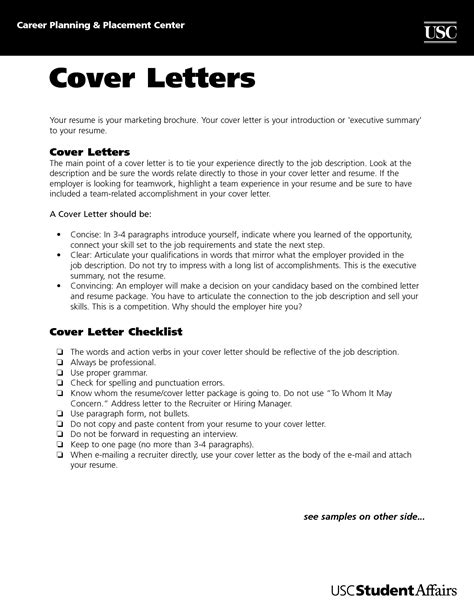 sle cover letter for contract agreement