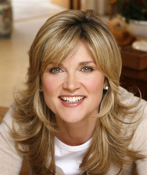 hair styles of female news reporters in britain anthea turner quotes quotesgram