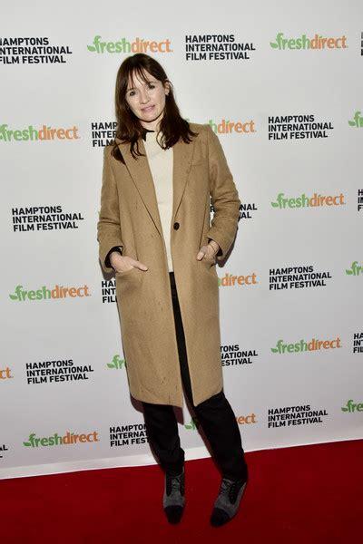 Style Emily Mortimer by Emily Mortimer In Htons International Festival