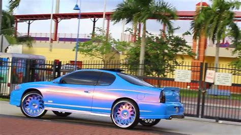 custom outrageous monte carlo ss on 24 quot forgiato granos cc miami