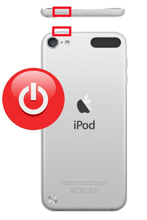 ipod touch 6th generation power button repair