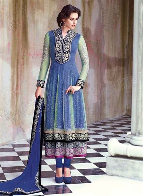 latest tuxedo styles 2014 latest anarkali suits trends 2014 for women 002 life n