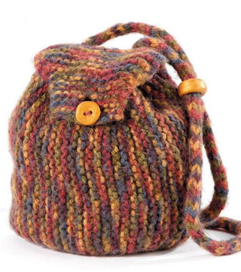 drawstring bag knitting pattern knit drawstring bag pattern new knit drawstring bag