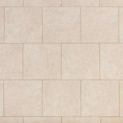 1 Inch Square Floor Tile Ivory by Ceramic Tile Tile The Home Depot