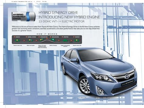 Harga Nes V Untuk Program brosur toyota all new camry 2013 dealer toyota surabaya