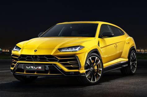 Suv Lamborghini Urus Lamborghini Urus Suv Revealed