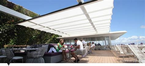 Retractable Awning Michigan by Retractable Awning System Enfold By Uni Systems Base