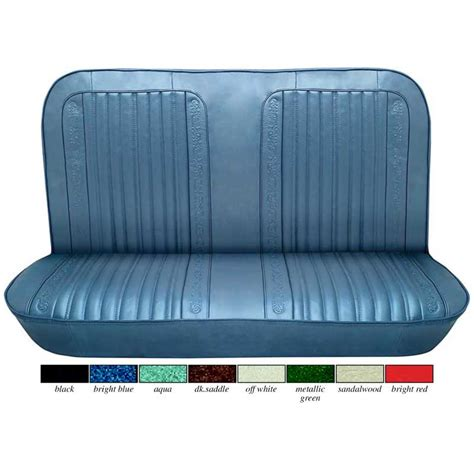 upholstery kit for car seats gm truck parts interior soft goods seat upholstery