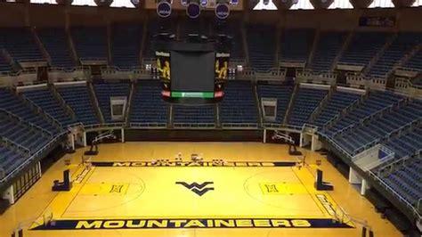 west virginia basketball arena youtube