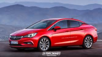 Opel Astra 2009 Sedan All New Opel Astra Sedan Like This