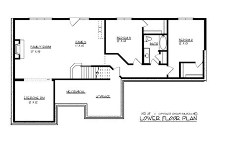 the morton 1700 3 bedrooms and 2 baths the house designers