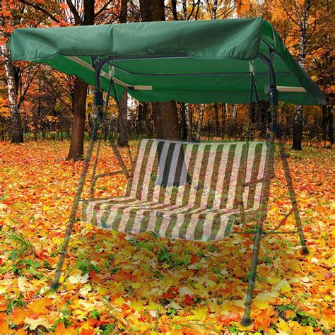 outdoor patio swing cover outdoor swing canopy top replacement patio cover garden