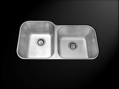 ss kitchen sinks undermount as102 33 quot x 17 72 quot x 10 quot 10 quot 18g bowl undermount