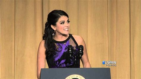 Span White House Correspondents Dinner by Comedians Cecily Strong And Keegan Michael Key Perform At