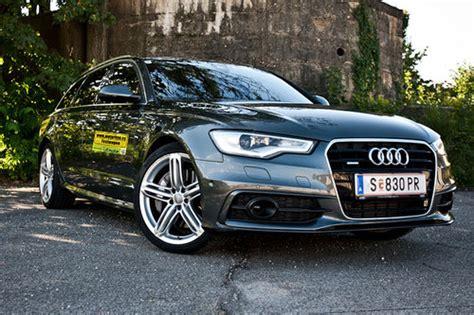 Audi A6 Avant Sport Quattro by Audi A6 Avant 3 0 Tdi Quattro 313 Ps Im Test