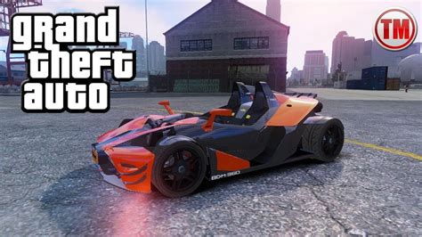 Ktm Auto Max About by Grand Theft Auto Iv Ktm X Bow Mod