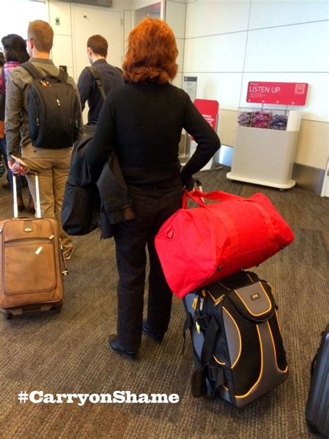 United Luggage Fee by Time To Smack Down Carry On Offenders Bad Latitude