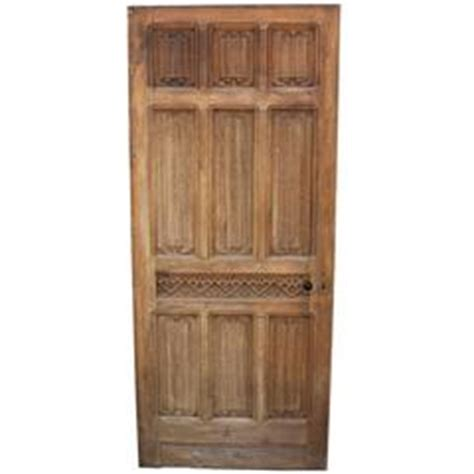 pair of 19th century faux bookshelf doors for sale