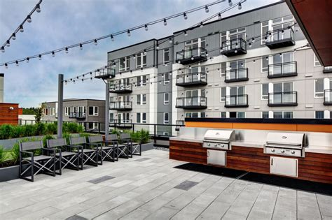 Apartments In Seattle Bellevue Sparc Apartments Celebrates Grand Opening At