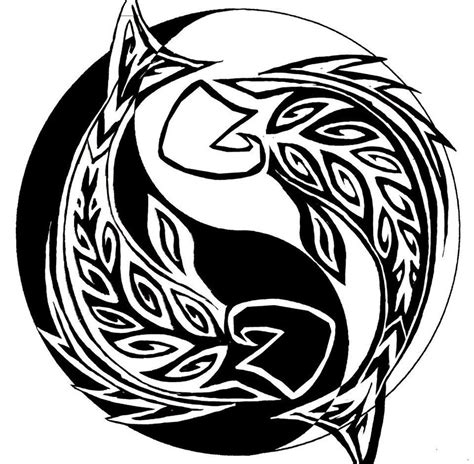 pisces tribal tattoo pisces tattoos designs ideas and meaning tattoos for you