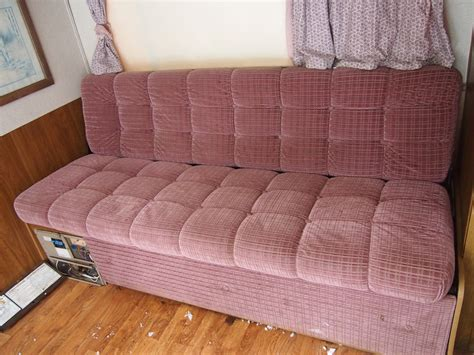 small rv sofa bed rv jackknife sofa slipcover refil sofa