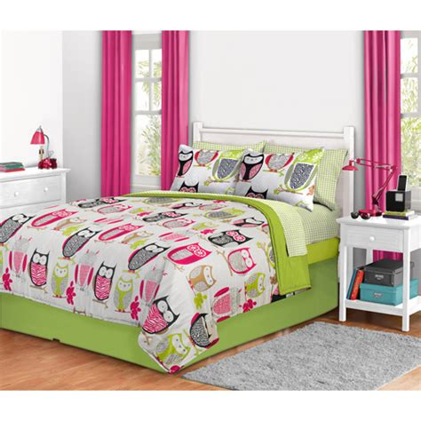 owl bedding sets interior designing ideas
