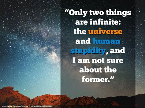 16 Wisdom Success only two things are infinite