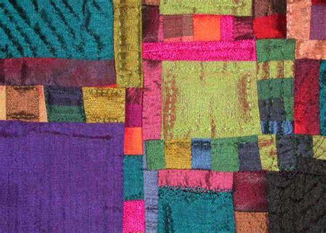 Silk Quilt by Silk Lattice Iii Susan Druding A Silk Quilt