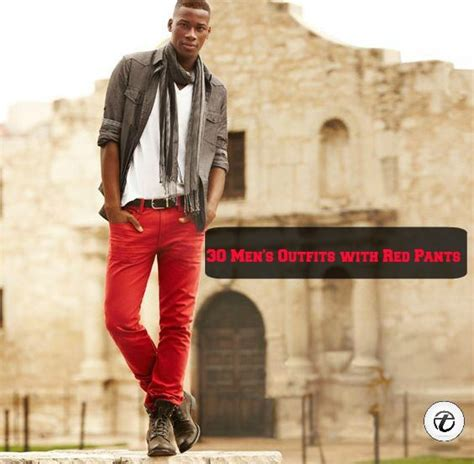 7 ways to wear red shorts this season the idle man men outfits with red pants 30 ways for guys to wear red pants