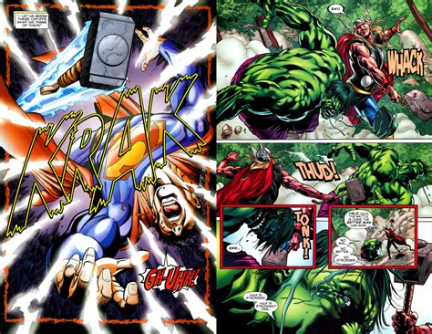 comic vs superman vs durability contest thor edition
