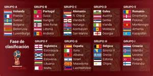 Calendario Oficial Eliminatorias 2018 Eliminat 243 Rias Copa 2018 Europa Freewords