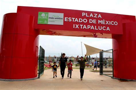 plaza de refrendo de estado 2015 radar informativo inauguran la plaza estado de m 233 xico