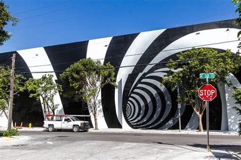 helm equities design district a mural in miami s design district which has become a