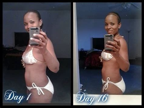 10 Day Lemon Detox Results by Master Cleanse 15 Lb Wt Loss Before After Pics