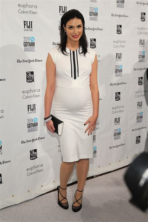 Morena Dress morena baccarin maternity dress fashion lookbook