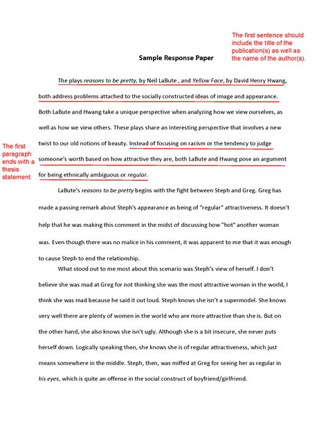 structure response essay response paper brand new custom essay writing service