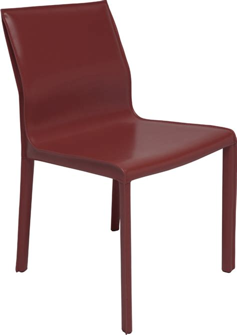 colter dining chair bordeaux modern digs furniture